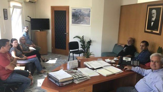 Συνεργασία Δήμου Μαλεβιζίου – Περιφέρειας Κρήτης για τη διάσωση της Παναγίας της Κεράς στο Σάρχο