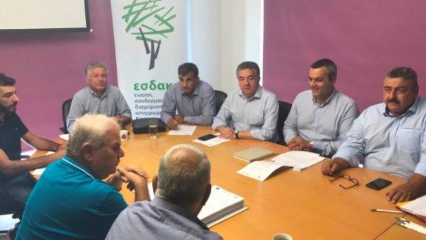 Μια νέα εποχή αρχίζει στη διαχείριση των απορριμμάτων στην Κρήτη