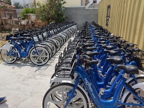 Ενοικίαση ποδηλάτων από το Δήμο Ρεθύμνου