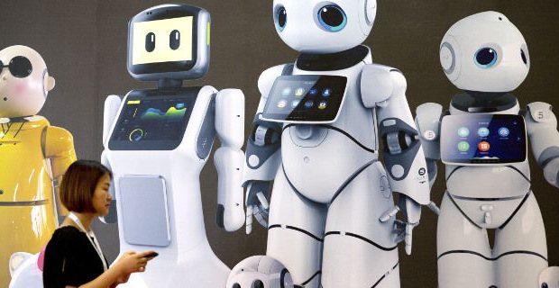 Κίνα: Ολο και περισσότεροι αγοράζουν ένα ρομπότ για το σπίτι