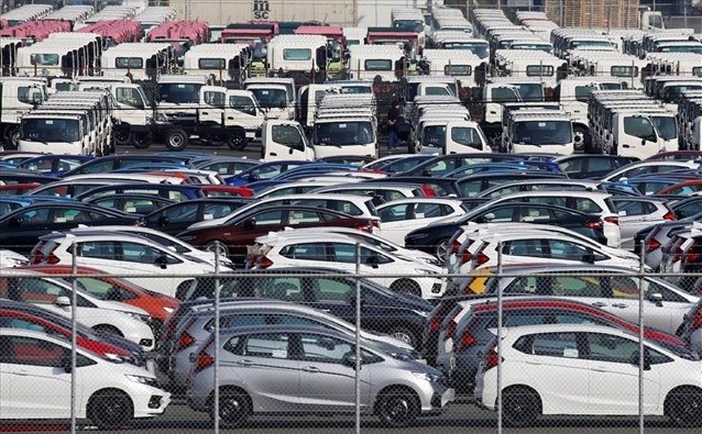 Μικρή κάμψη στα νέα αυτοκίνητα τον Σεπτέμβριο