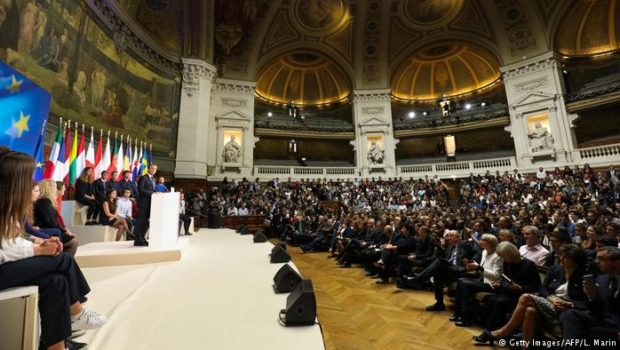 Τι απέγινε με την «επανίδρυση της Ευρώπης;»