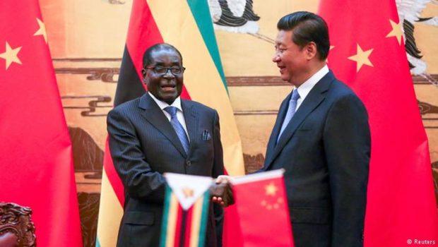 Κινεζική διείσδυση στην Αφρική