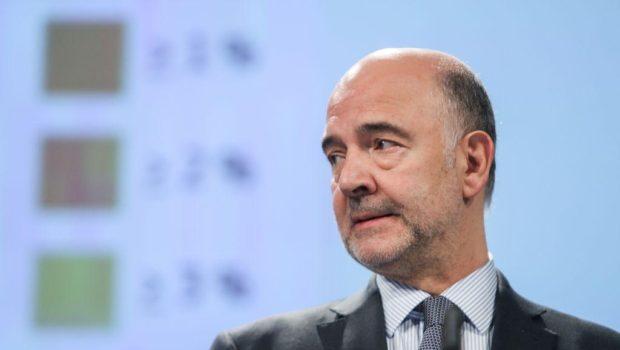 Μοσκοβισί: Η αύξηση των δαπανών θα είναι μεγάλη οπισθοχώρηση για την Ιταλία