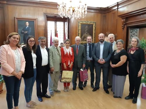 Ολοκληρώθηκε η αδελφοποίηση Δήμου Ηρακλείου και Τολέδο